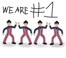 We Are Number One by Rebow19-64