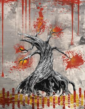 Sleepy Hollow Tree of death by nov1design
