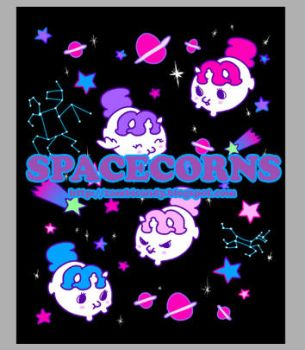preview space corns by zambicandy