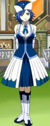 Juvia Second Design by assassins-creed1999
