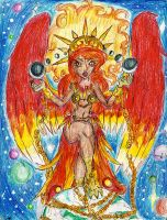 Thea: Goddess of the Equinox by Coraline-176