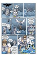 Ah Heck!! The Angel Chronicles Web Page 105 by MaryBellamy