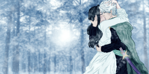 HitsuKarin -  Winter Kiss by hermione2411