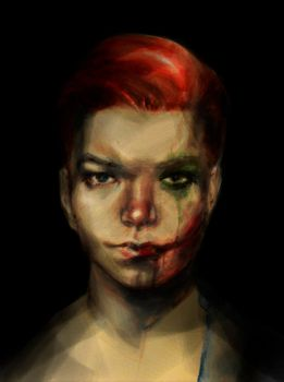 Jerome Valeska by Lyola