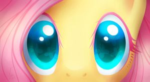 Eyes of kindness by Crowik