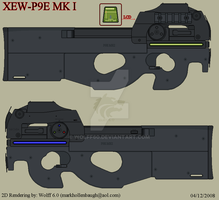 XEW-P9E MKI by Wolff60