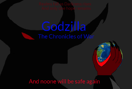 Godzilla: The Chronicles of War (Promo 1) by kahnac