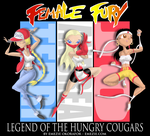 Fatal Fury: Estrogen Edition by Emezie