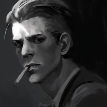 R.I.P. David Bowie by MichaelCTY