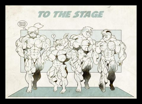 To The Stage by Gettar82
