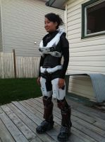 Halo - Torso at 90percent done by Hyokenseisou-Cosplay