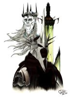 The Witch King by jrafaelnavarro