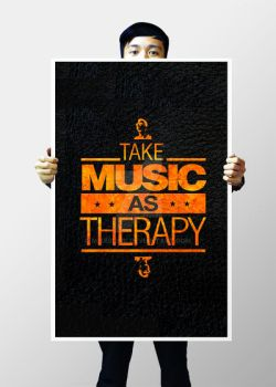 Take Music as Theraphy by mikeBlink