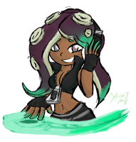 Marina: Off the Hook by Xero-J