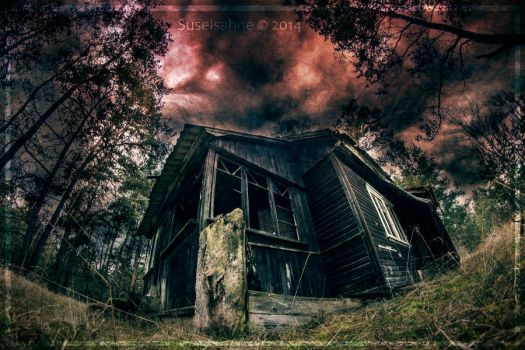 The Blairwitch House II by Suselsahne