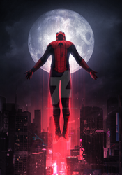 SPIDER-MAN FAR FROM HOME by MizuriOfficial