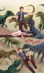 Star Lord ALPHA! by Fiveonthe