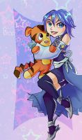 KH--And Tigger Too by shadkat