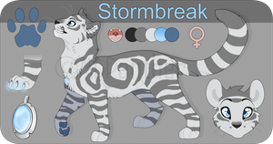 Stormbreak Reference (Outdated DO NOT USE) by MBPanther