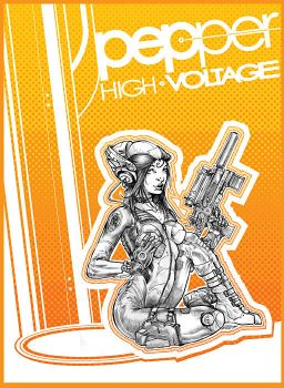 Pepper.High Voltage by PepperProject