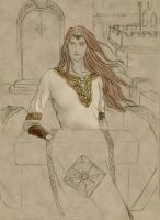 Maedhros at Himring Beta2.0 by FromMidworld