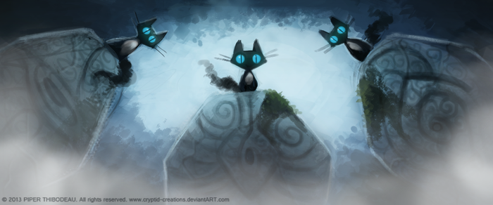 DAY 257. Sidhe - Visual Development 07 by Cryptid-Creations