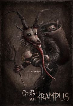 Krampus by Jackovdaily