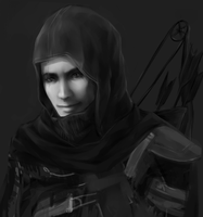 Garrett - thief -Unfinished work by yibingling