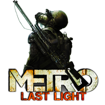 METRO Last Light Icon v2 by Ni8crawler