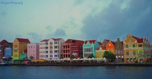 The colours of Curacao ---- by burcyna