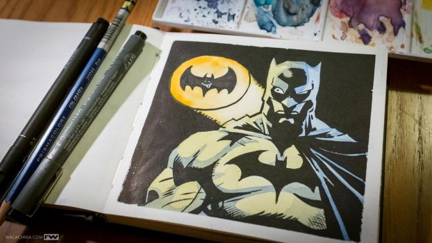 Batman by walachnia