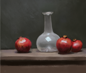 Still Life Study by Brou07