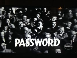 Fall 1962 Password game show audience scene by dth1971