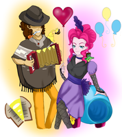 Party Planners by GamblingFoxinaHat