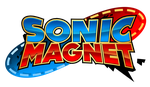 Sonic Magnet Logo (Major Magnet Style) by NuryRush