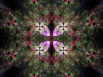 creation with crosses by Andrea1981G