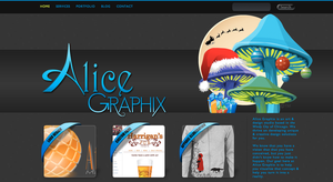 Christmas at Alice Graphix by AliceGraphix