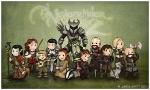 Neverwinter Nights 2: The Party by Isriana