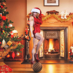 I'm Your Santa, Baby by Lady-Quantum