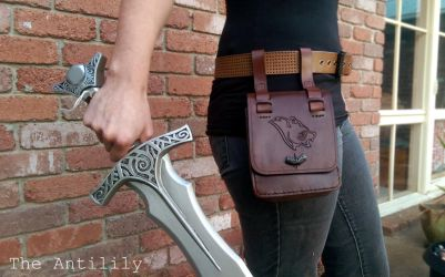 Stormcloak Belt Pouch commission by TheAnti-Lily