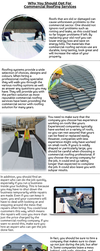 Commercial Roofing Services, Lakewood, OH by graysherry24