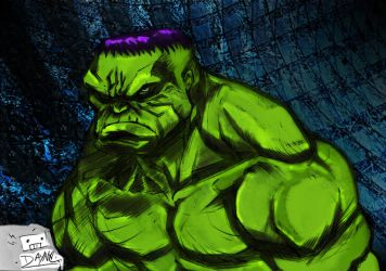 That's Mr. Hulk to you! by orca498