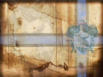 Ravenclaw Wallpaper by whataboutren