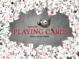 GIMP-Playingcard-Brush by Chrisdesign