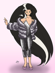 Mistress Arianna Fashions: 1992 by Catomix