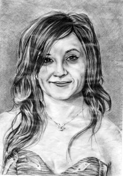 Lacey Sturm by WashedByBlood