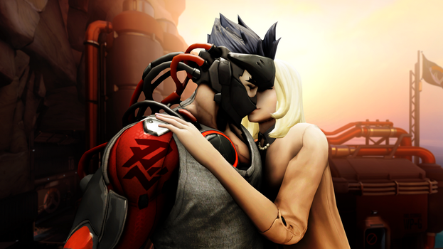 Overwatch - Small Comfort (Gency) by DamageAmplified