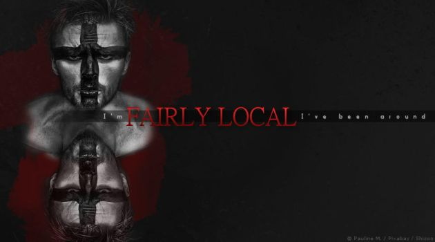 Fairly Local by paolamoonchild
