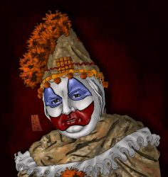 Pogo The Clown  - Color by The-Real-NComics