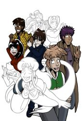 UF Group Pic by undeadfriend